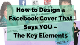 How To Design a Facebook Cover